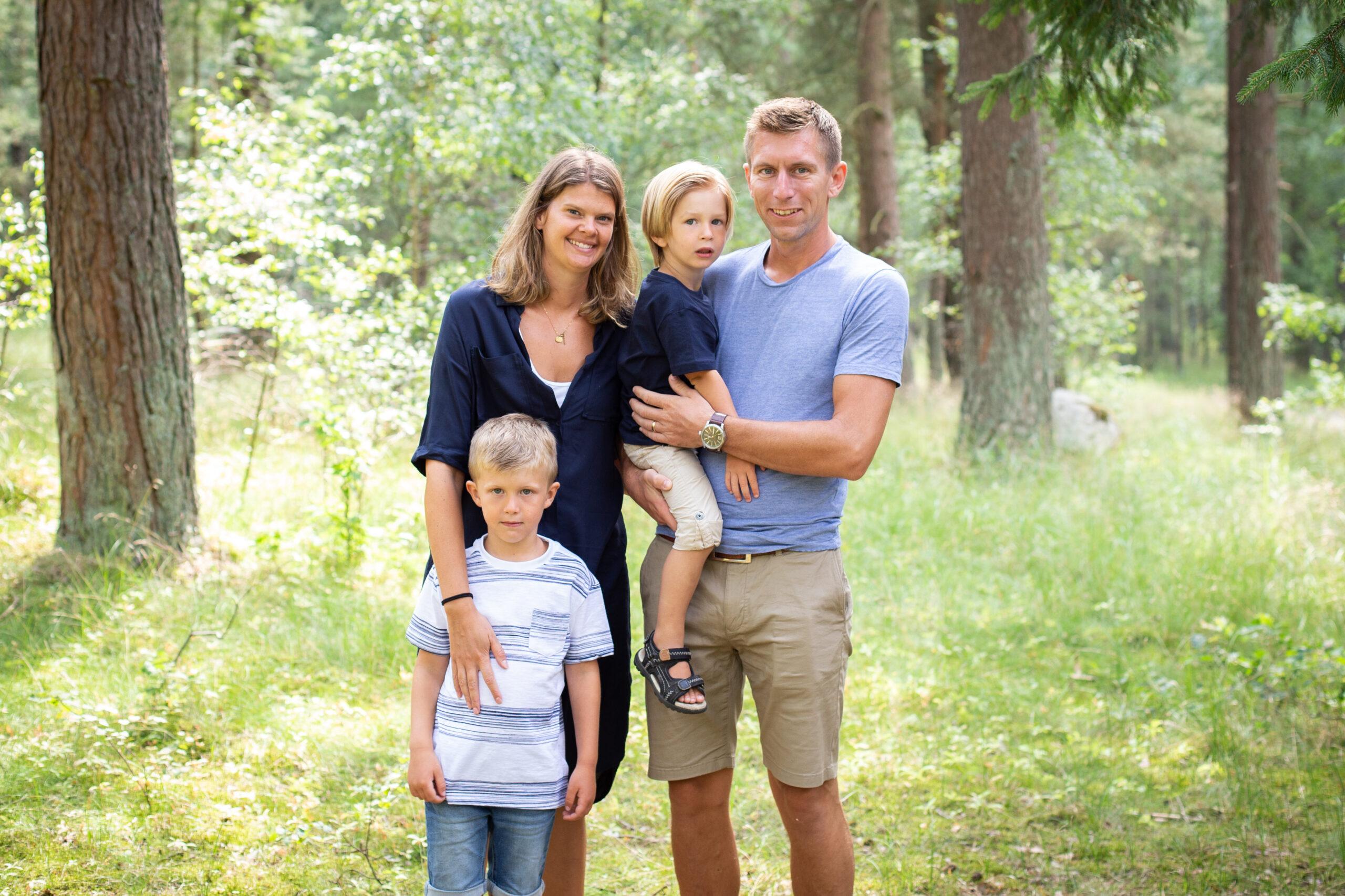 Barnfotograf i Veberöd